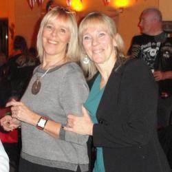 Chantal et Mimi