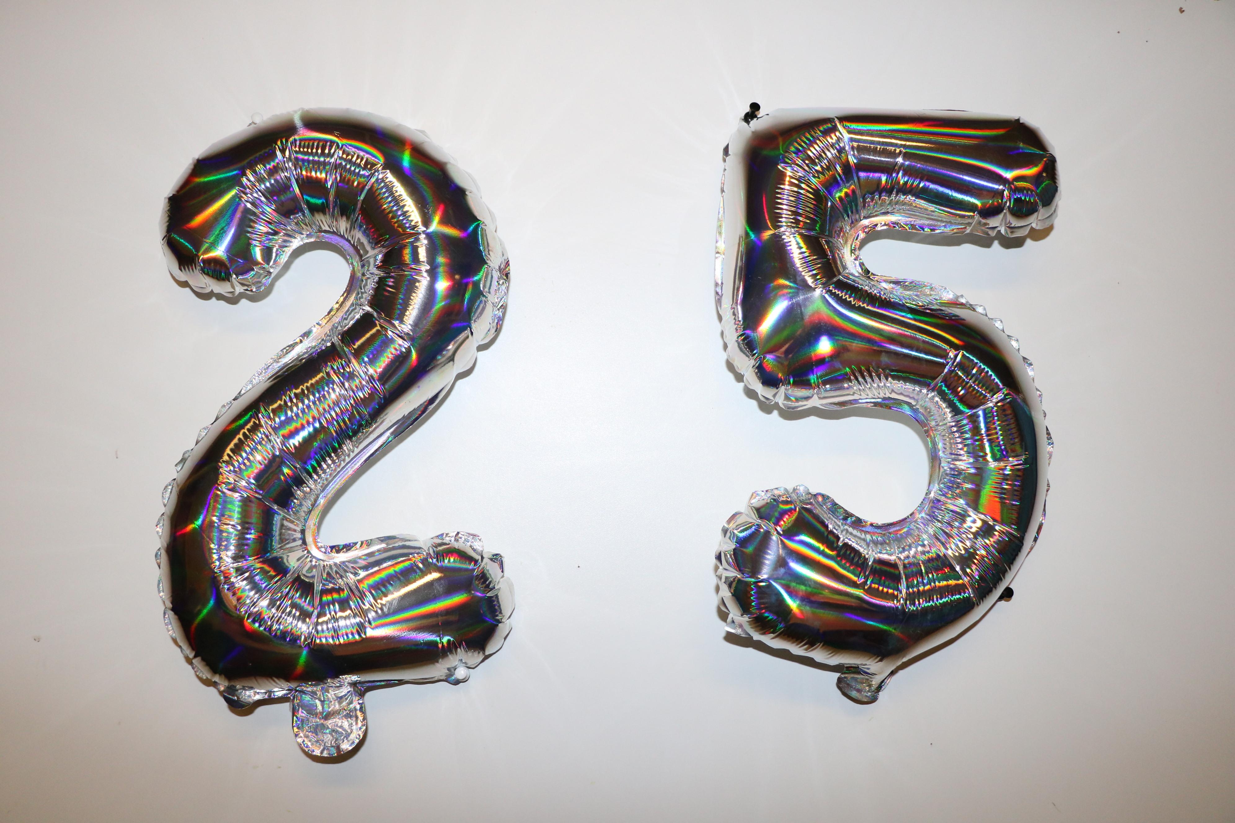 Anniversaire 25 ans