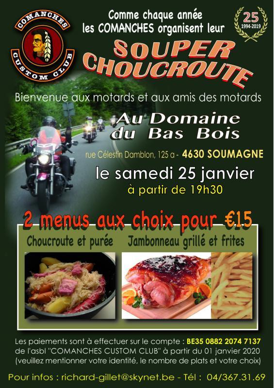 Choucroute 2020